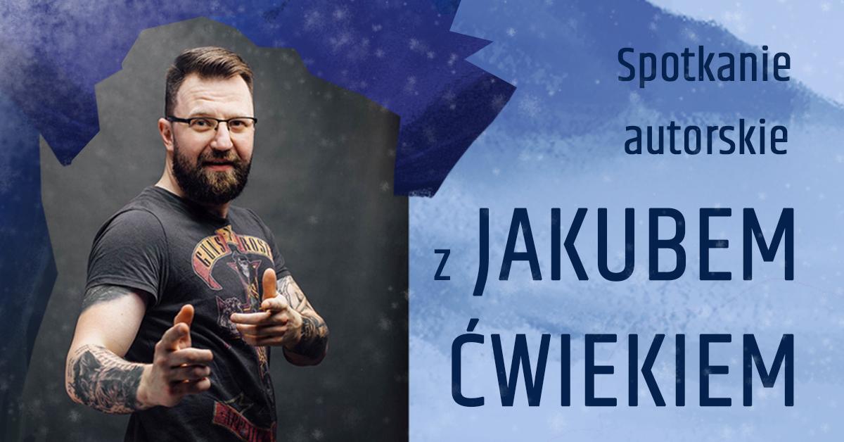 Jakub Ćwiek w Suwałkach