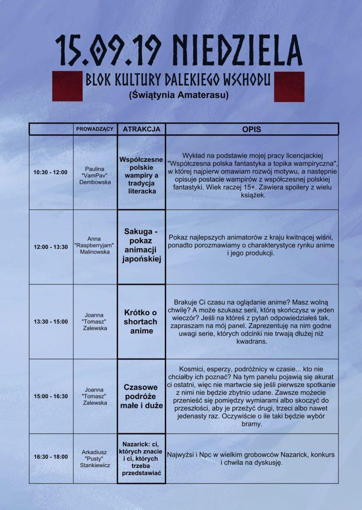 PROGRAMY NA SALE 12.09-9-1